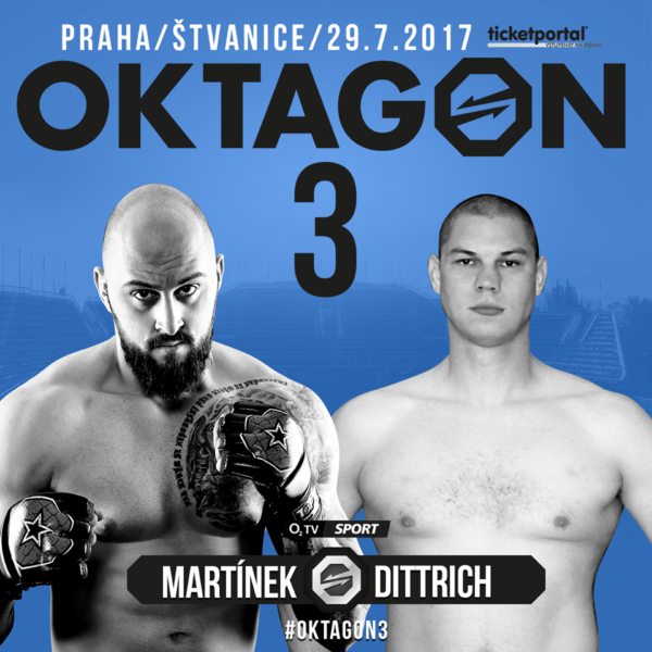 Michal Martínek vs Daniel Dittrich OKTAGON 3