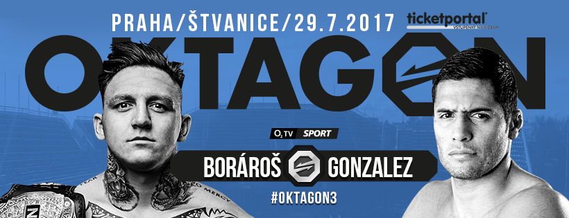 OKTAGON 3 Boraros vs Gonzales
