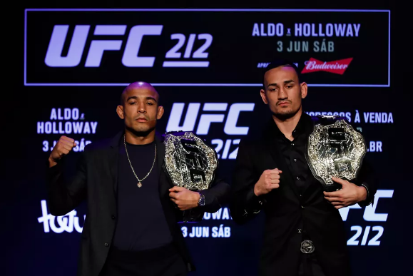 UFC Aldo Holloway