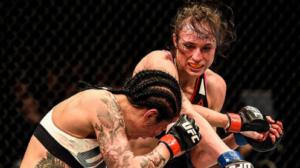 Lucie Pudilová UFC