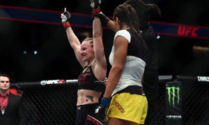 MMA: UFC Fight Night-Shevchenko vs Pena
